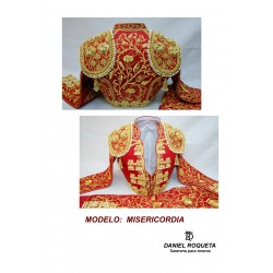"Model ""Misericordia"" bullfighter costume"