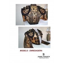 "Bullfighter model""Enredadera"" costume"