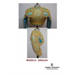 "Bullfighter model ""Giralda"" costume"