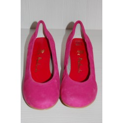 Chaussures fucsia